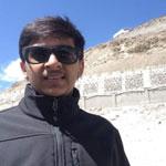 """Mihir Desai NATA socre 127 """"UR-23"""""""